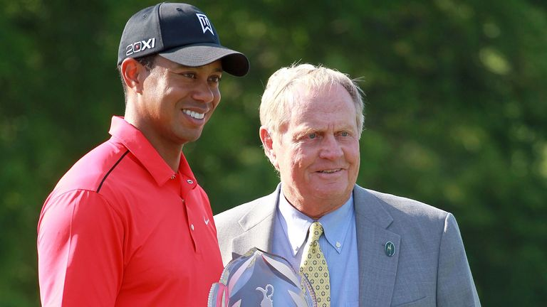 Woods' most recent Memorial Tournament win came in 2012