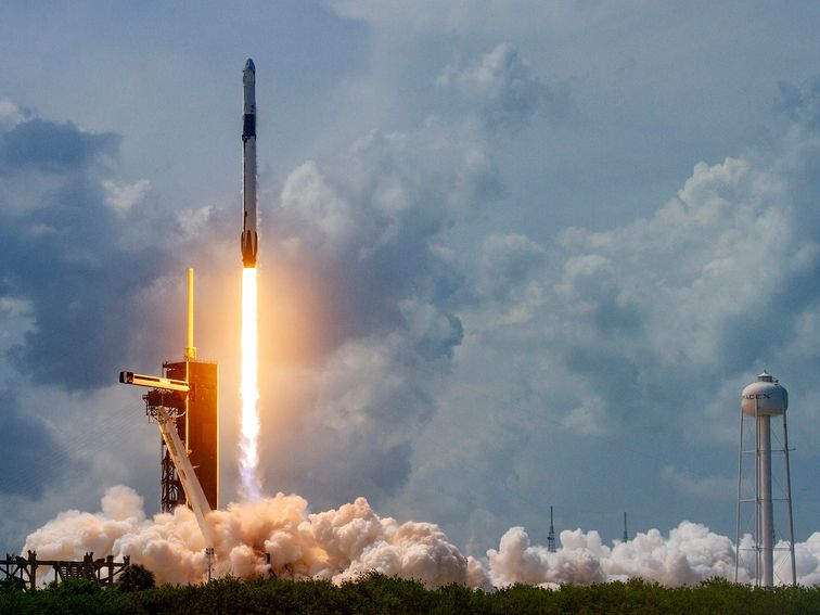 SpaceX Anasis-II mission: Tuesday's Falcon 9 launch delayed