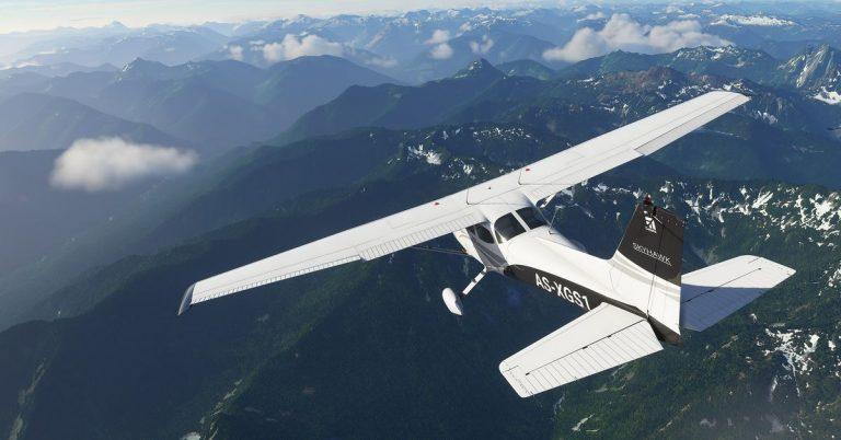 Microsoft Flight Simulator's retail edition will ship on 10 DVDs