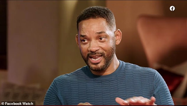 Separated:She wanted to clarify for fans that August was 'was not a homewrecker' and that at the time of their relationship she and husband Will Smith were separated