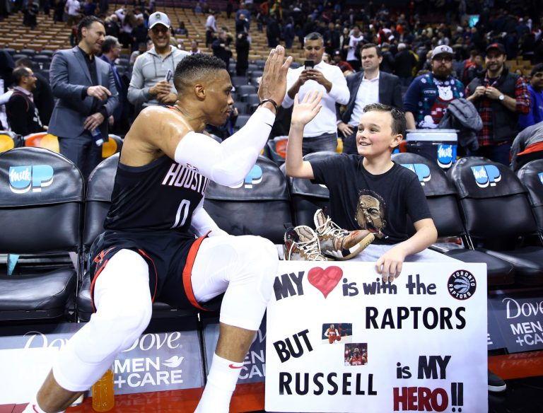 How Houston Rockets' Russell Westbrook saved the day for the NBA