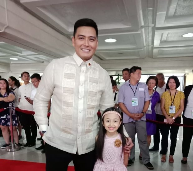 Alfred Vargas inhibits from voting on ABS-CBN franchise renewal