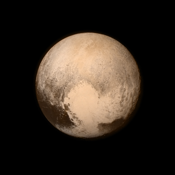 LOOK: NASA marks 5th year since historic Pluto flyby with love letter