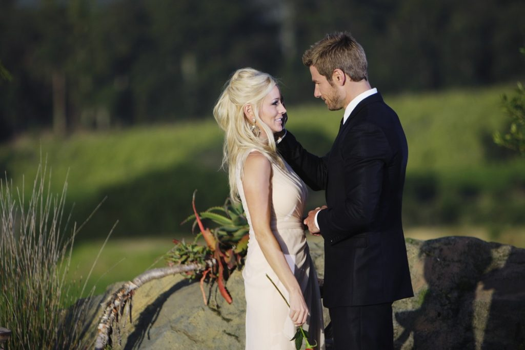 'The Bachelor' couple Brad Womack and Emily Maynard