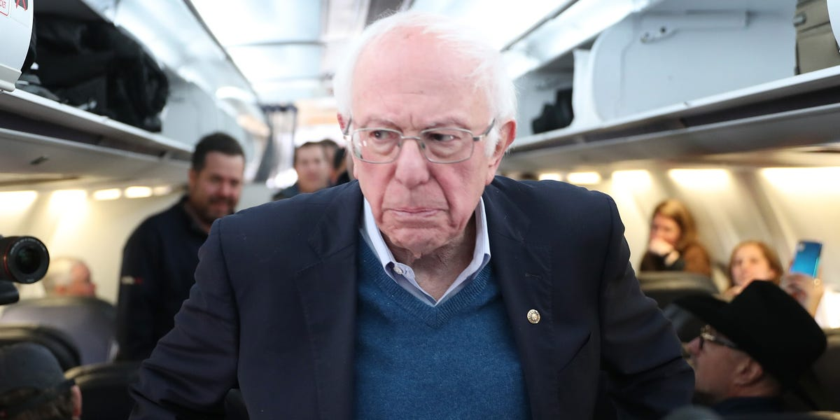 Bernie Sanders calls Elon Musk a 'hypocrite' over stimulus tweet