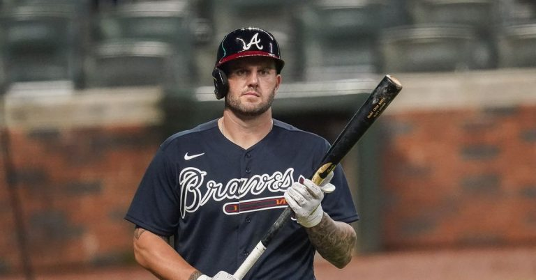 Braves baseball returns with a comeback win over the Marlins
