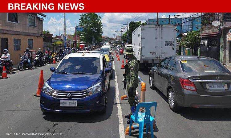 Cebu City eases to modified ECQ, Metro Manila stays under GCQ