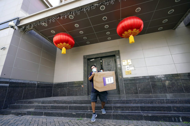 China tells US to close consulate in Chengdu in growing spat