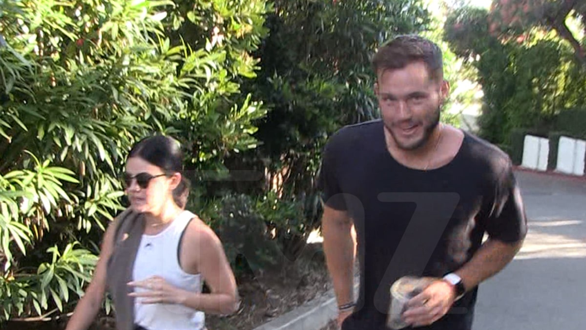 Colton Underwood and Lucy Hale are Casually Dating, Hiking Together