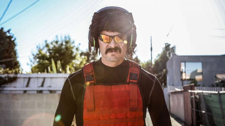 Dr. Disrespect Could Take Legal Action For His Twitch Ban