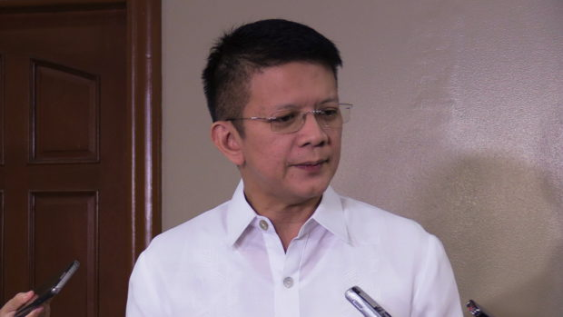 Escudero tells Duque: 'Please just do your job without fooling yourself or us'