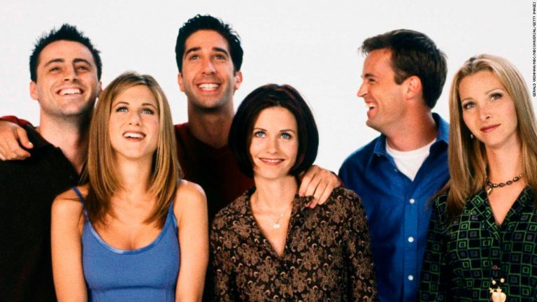 'Friends' reunion could start filming next month, David Schwimmer says