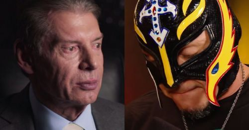 Rey Mysterio is yet to confirm his status