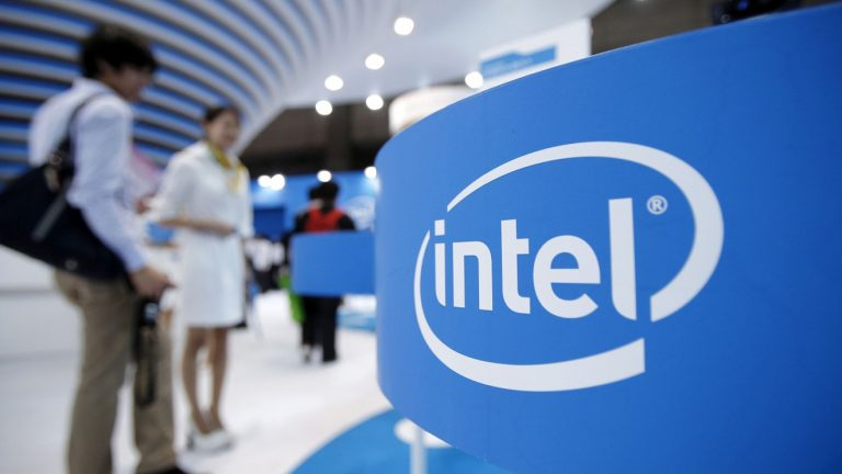 Intel stock falls as next generation of chips delayed, sending AMD shares higher