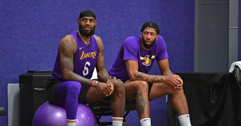 Lakers News: Anthony Davis thinks LeBron James has a 'good argument' for MVP