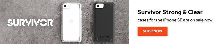 iPhone SE case- Griffin Survivor