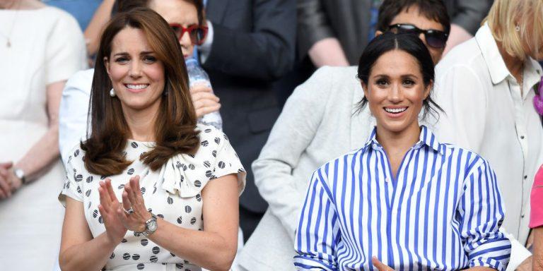 Meghan Markle & Kate Middleton Feud Rumors Revealed to Be Untrue