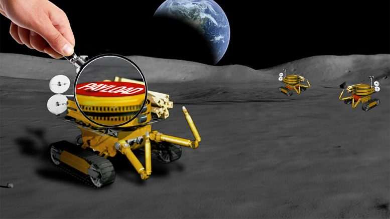 NASA Mini Moon Payload