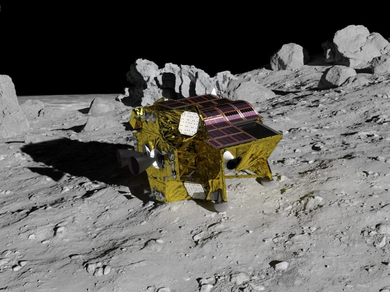 JAXA-SLIM-lander