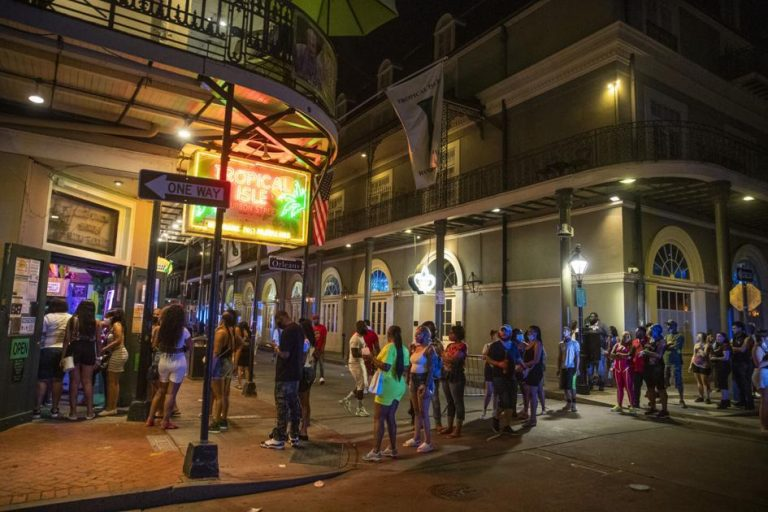 New Orleans shuts down bars, again, and bans go cups at restaurants amid coronavirus uptick | Coronavirus