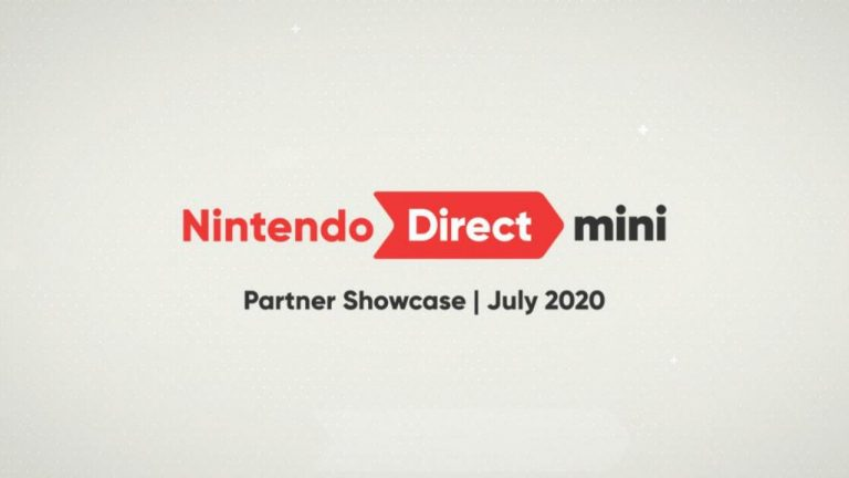 Nintendo Direct Mini: Partner Showcase Airs Later Today