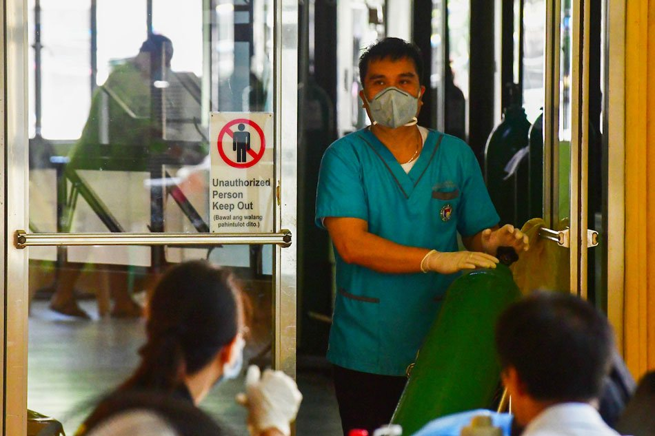 Nurses at San Lazaro Hospital seek relief from work overload