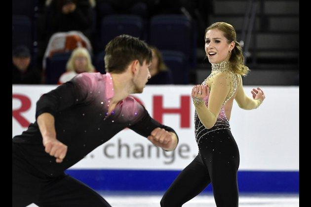 Olympic figure skater Alexandrovskaya dies at 20