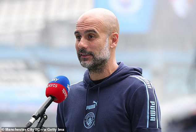 Pep Guardiola has hit out at Arsenal's board over actions taken behind the scenes