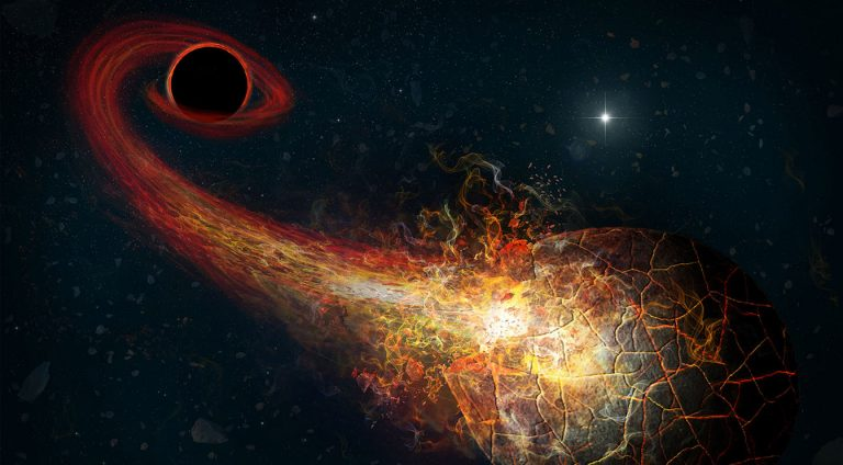'Planet Nine' Might Be an Ancient Black Hole