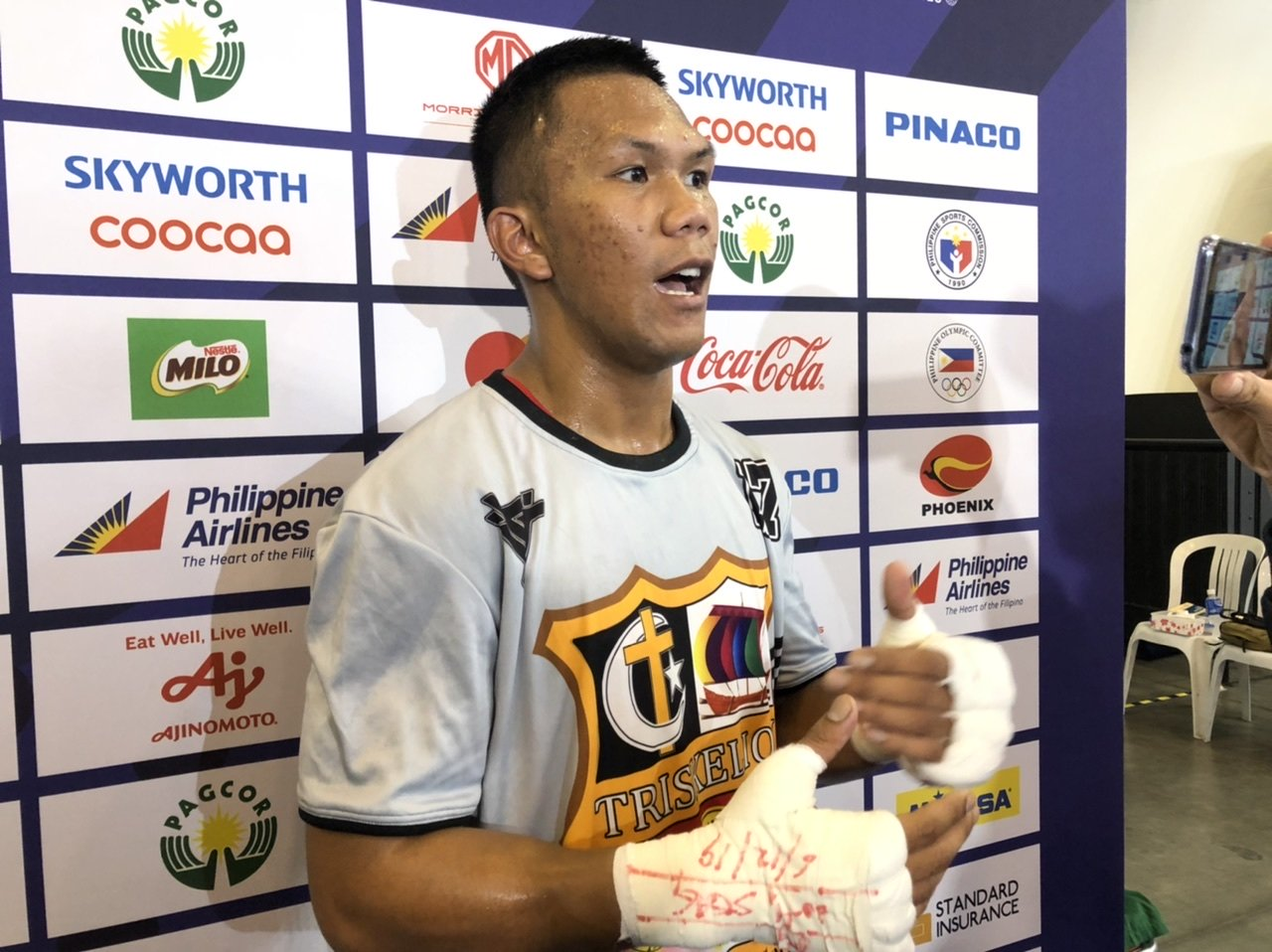 Pro-bound Eumir Marcial could make debut by October