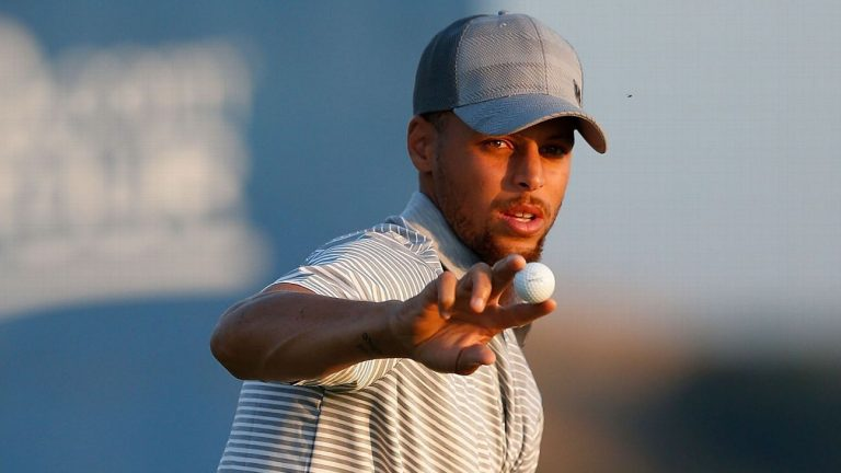 Report -- PGA Tour, Stephen Curry move closer to fall event in 2021