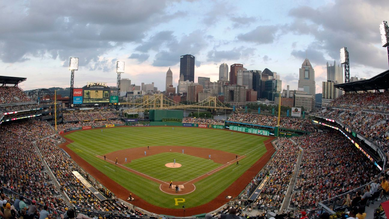 Sources -- Blue Jays expected to play MLB home games at PNC Park in Pittsburgh