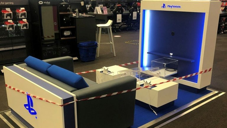 Rumour: PS5 Demo Station Appears in UK Store, Rumours of Pre-Orders Intensify