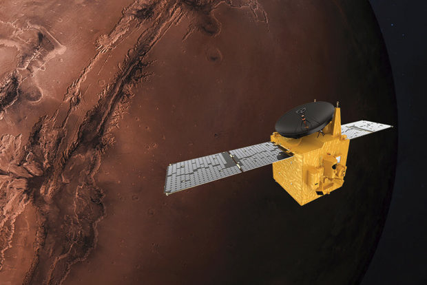 Look out, Mars: Here we come with a fleet of spacecraft