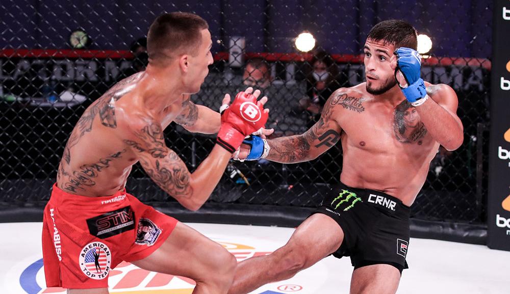 Sergio Pettis defeats Ricky Bandejas by decision