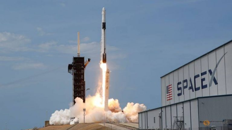 SpaceX capsule carrying NASA astronauts slated for Aug 2 return