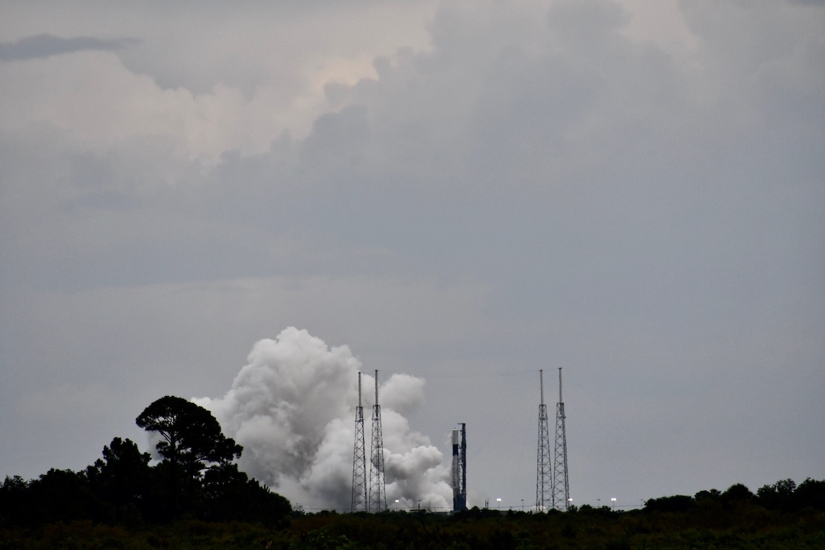 SpaceX test-fires Falcon 9 rocket launch next week with Korean military satellite – Spaceflight Now