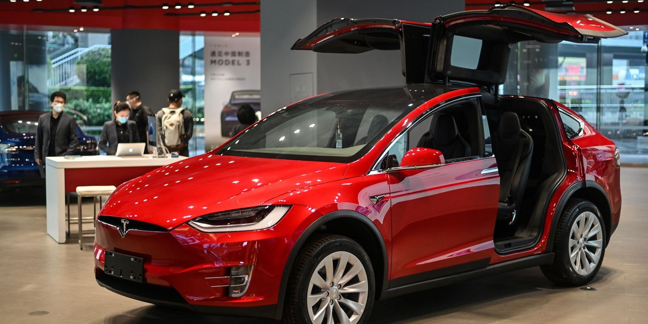 Tesla's Earnings Smashed Forecasts Again. Hello, S&P 500.