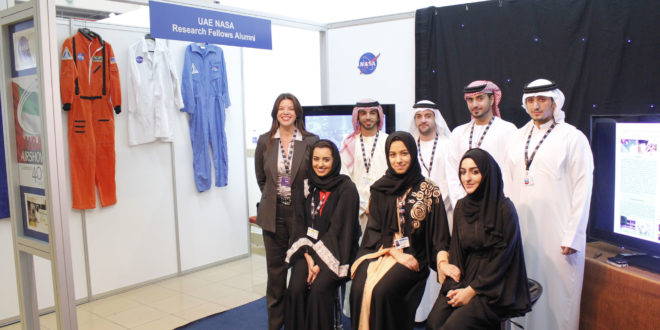 UAE NASA Research Fellows program reaches tenth year