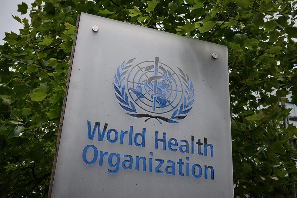WHO reports record total of new coronavirus cases worldwide