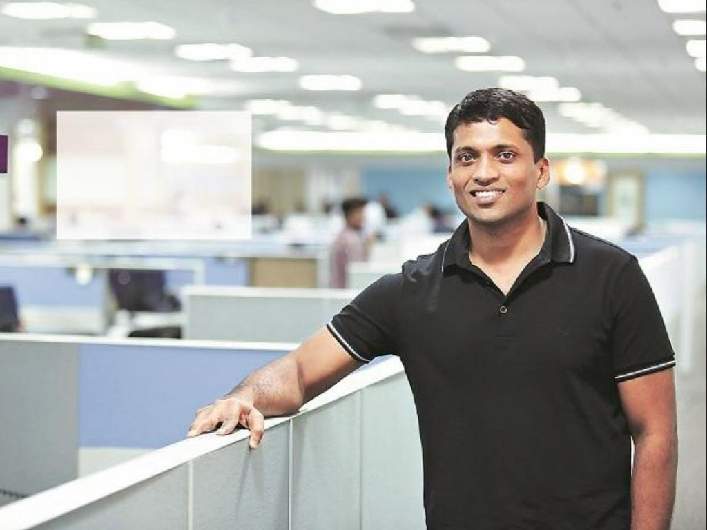 Byjus Founder