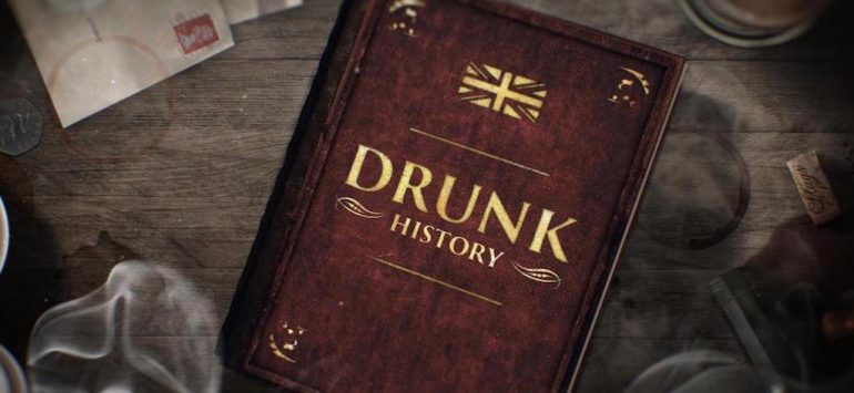 Drunk History cover