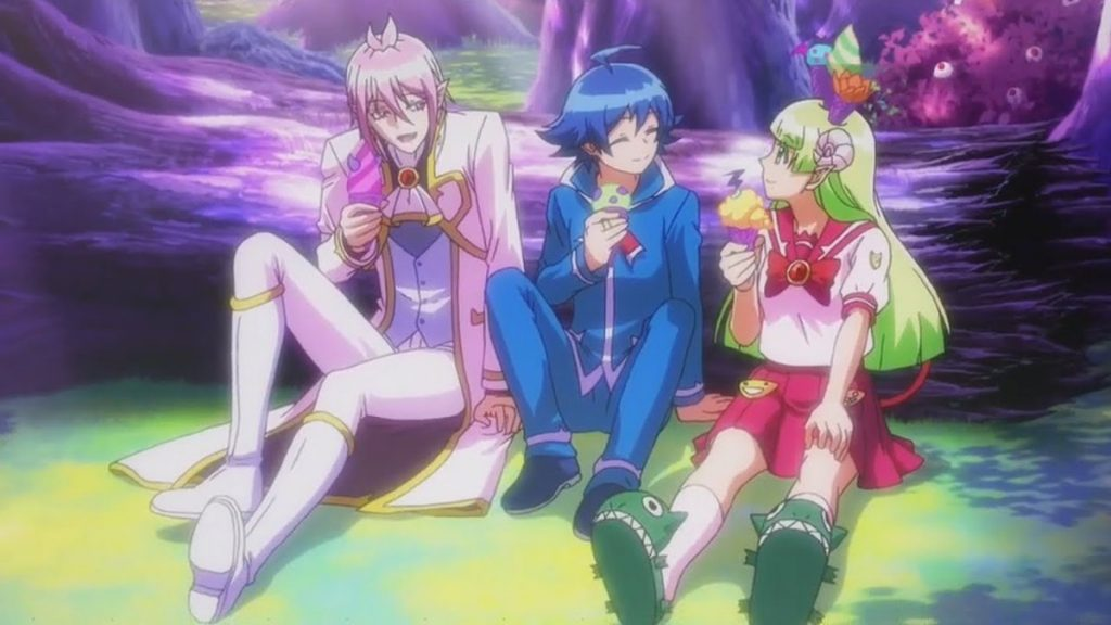 Mairimashita! Iruma-Kun: Main Characters