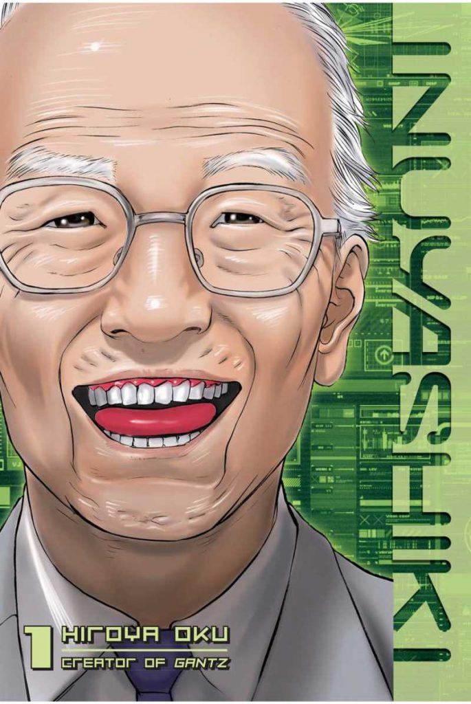 Inuyashiki Chapter 1 Cover
