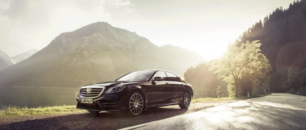 Mercedes S Class IMage