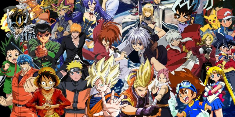 Anime shows banned in India