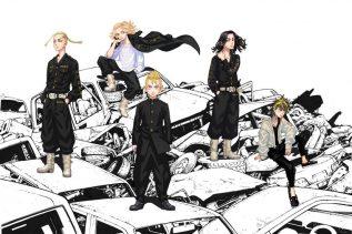 Tokyo Manji Revengers - Lead Characters