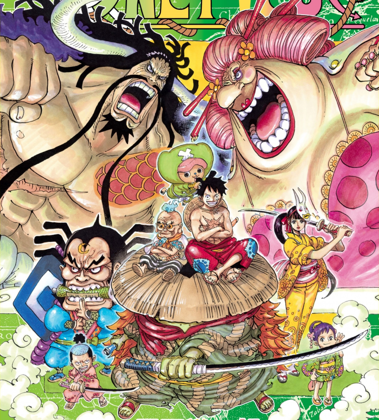 Weekly Shonen Jump Teases The End Of One Piece Is Near.