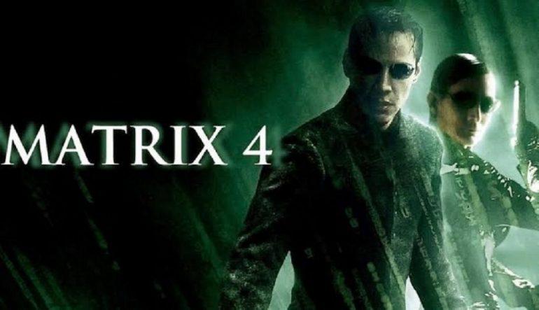 Matrix 4 cover
