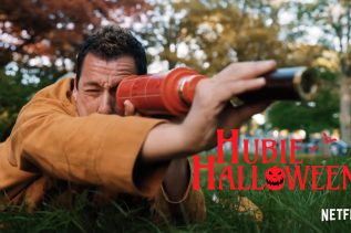 Adam Sandler in Hubie Halloween